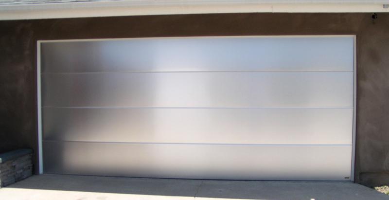 Aluminum Brush Garage Door 5 Stars Garage Door Repair
