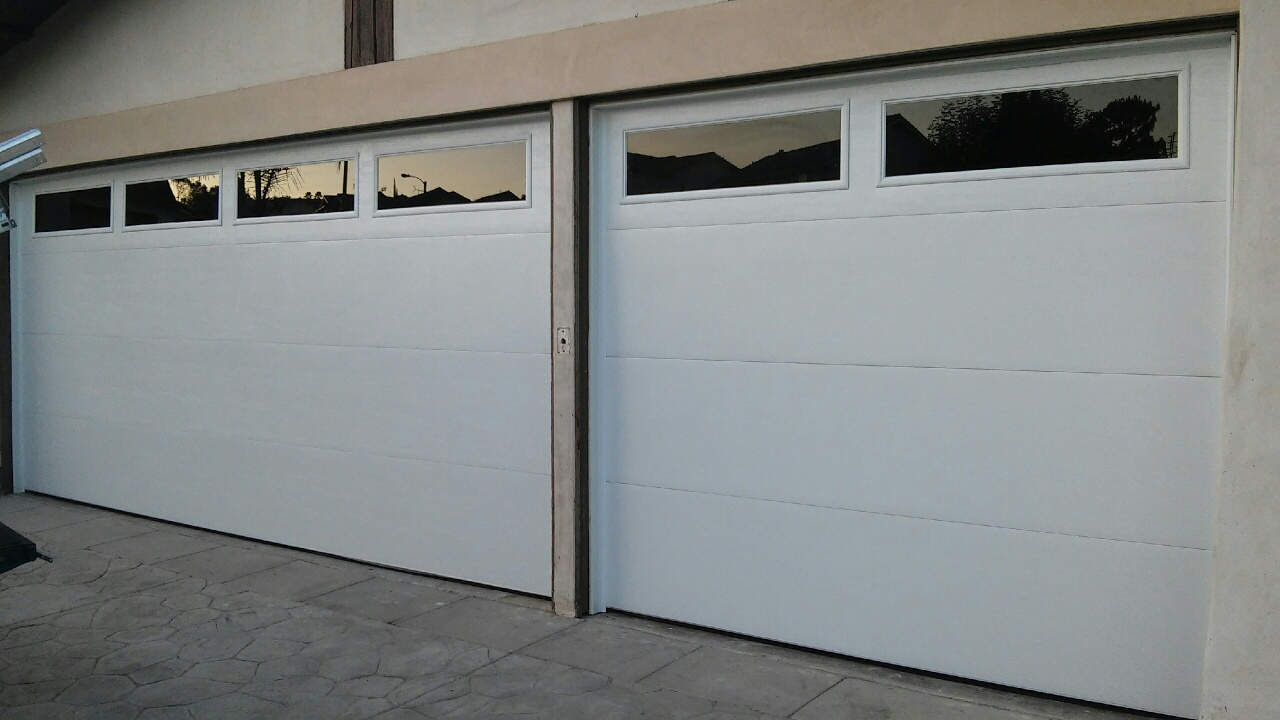 Flash Panel Garage. Garage Door Flash Panel