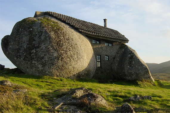A house that rocks!