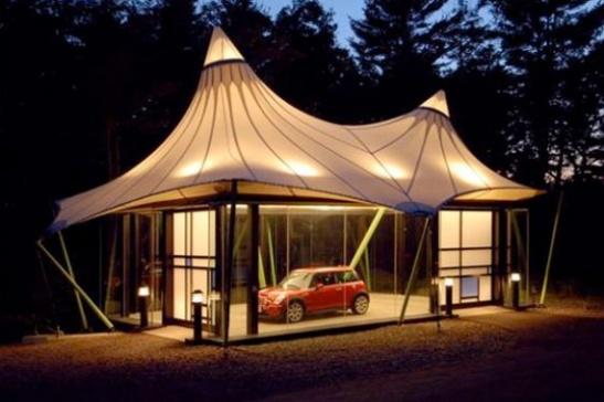 Circus garage