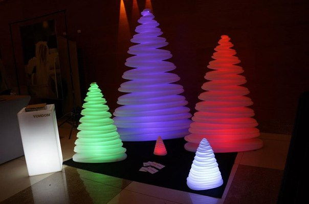 Designer's Christmas tree CHRISMY