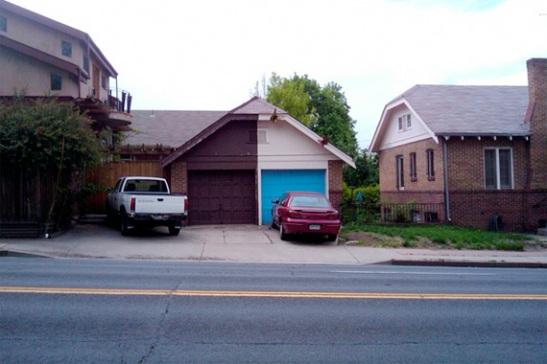 Duplex paint car garage - Copy