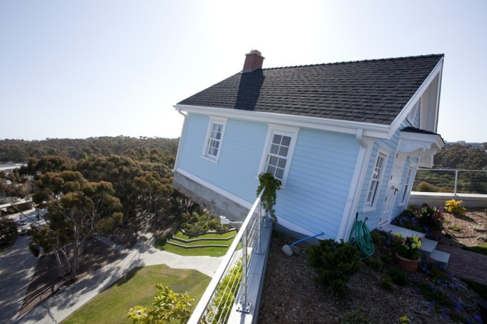 Falling Star house in San Diego